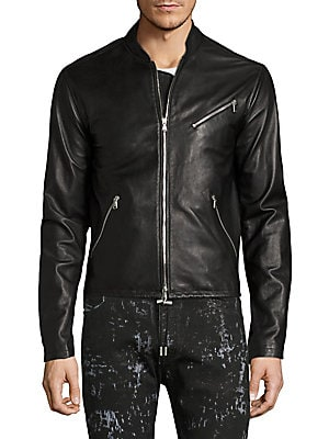 Lionel Leather Jacket
