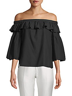 11fbd98588ec4 Women - Apparel - Tops - Off The Shoulder - saksoff5th.com