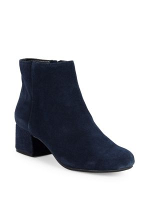 Kenneth Cole Rellie Block Heel Ankle Boots