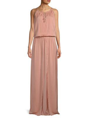 The Jetset Diaries Omara Sleeveless Maxi Dress
