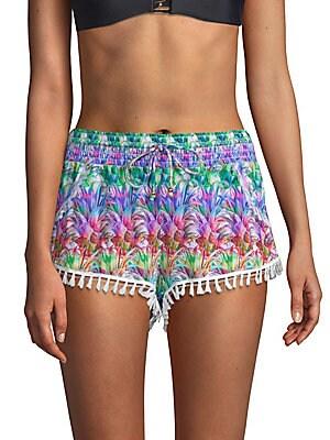 Sassy Coverup Shorts