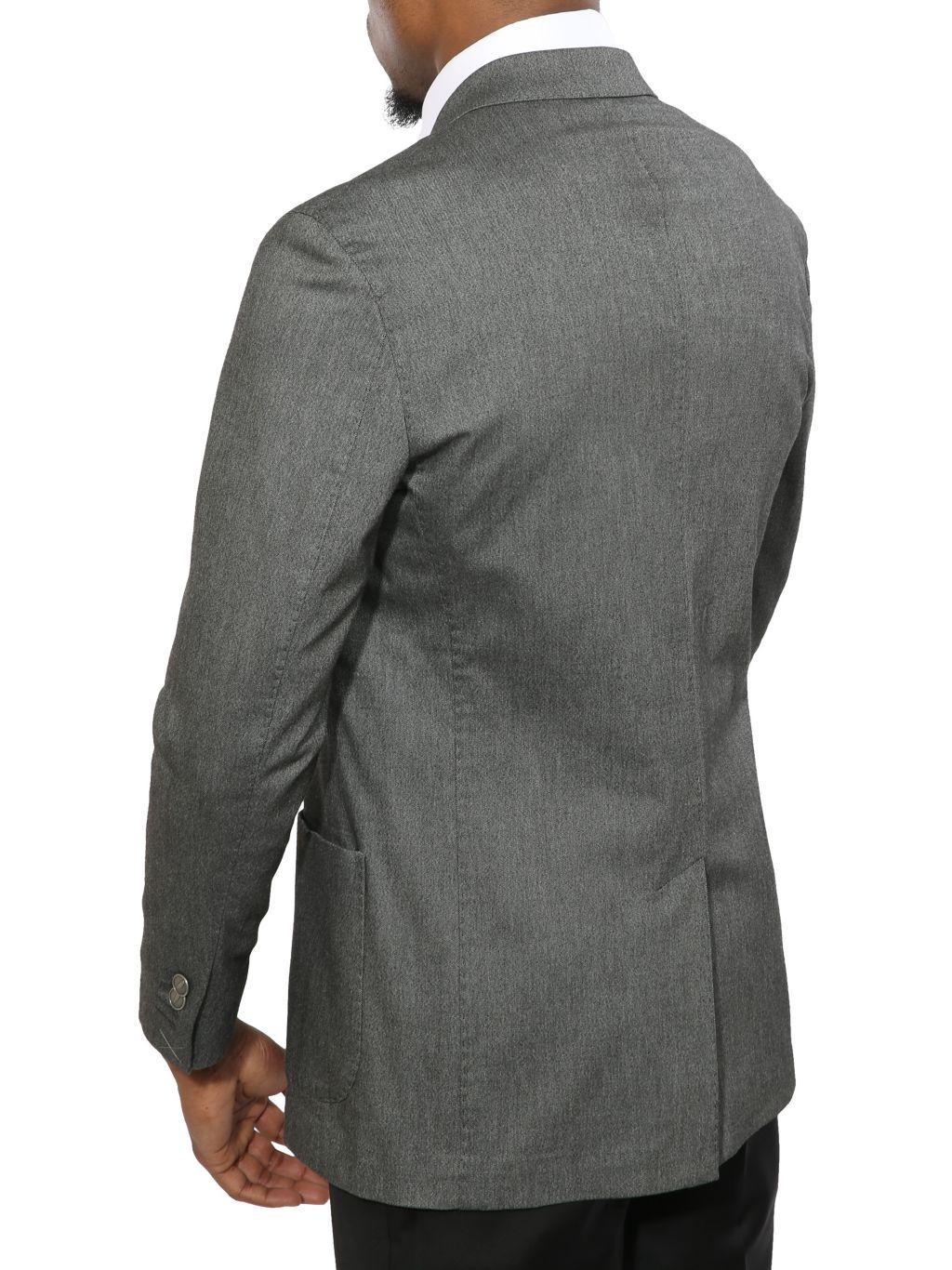 Michael Bastian Slim-Fit Notch Lapel Wool Jacket