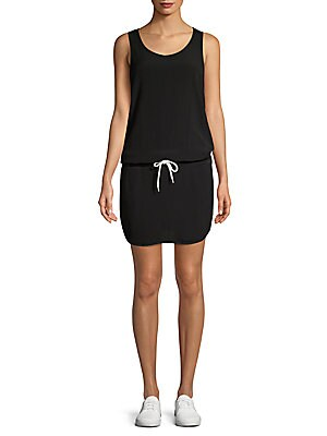 Drawstring Tennis Dress