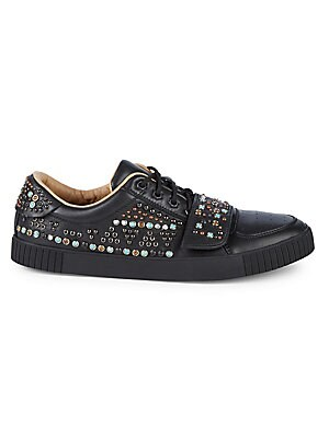 Studded Low Top Sneakers by Valentino Garavani