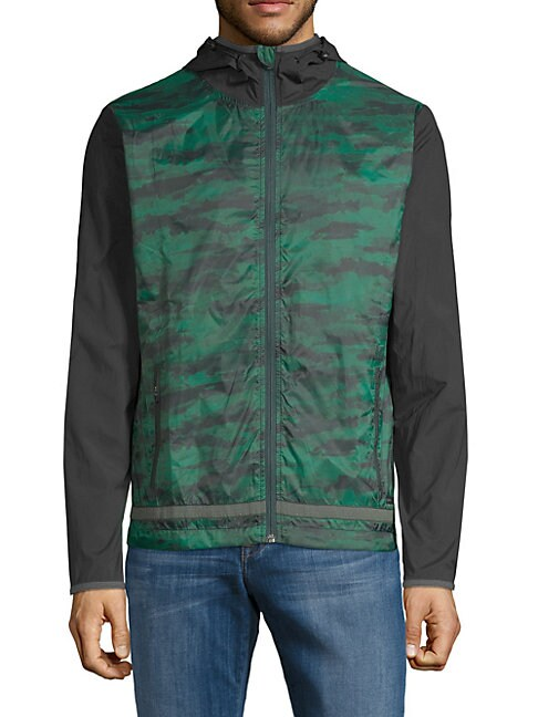 Camouflage Discover Jacket