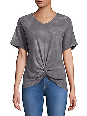 Knotted Front-Tie Tops