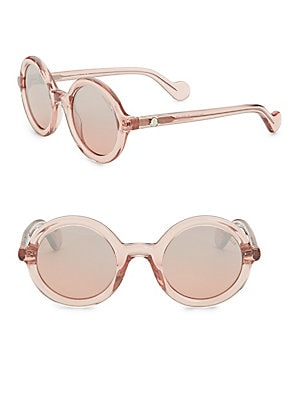b9bb550e62a Moncler - 47MM Cat-Eye Sunglasses - saksoff5th.com