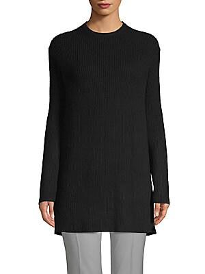Tie-Back Cashmere Sweater