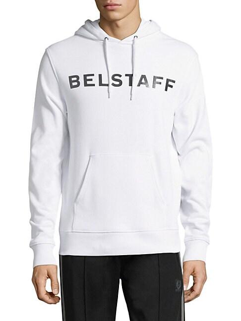 BELSTAFF | Marfield Logo Hoodie | Goxip