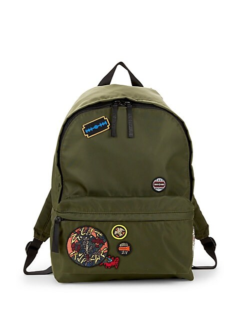 Normaud Patch Backpack