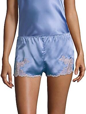 Lolita Silk Sleepwear Shorts
