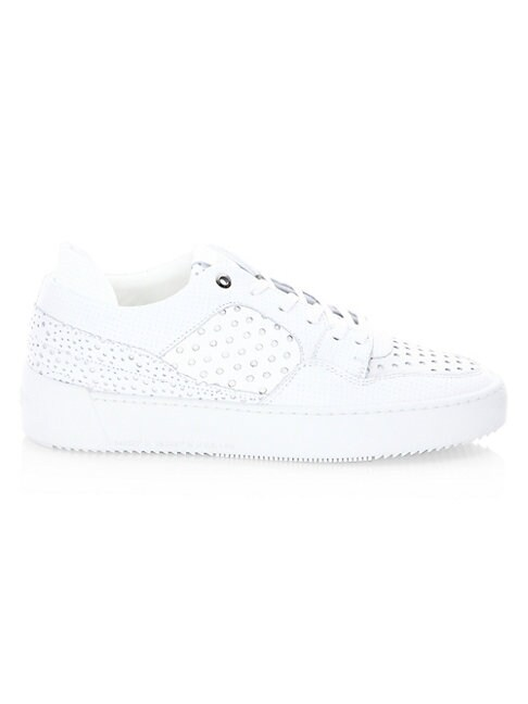 ANDROID HOMME Leather Low-Top Sneakers