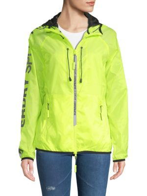 Superdry Core Affect Zip Hooded Jacket