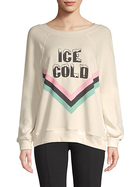 Ice Cold Graphic Sweatshirt