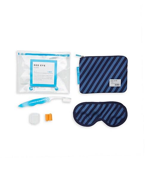 FLIGHT 001 Red Eye Pak Travel Kit