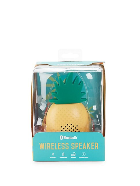 Pineapple Wireless Speaker