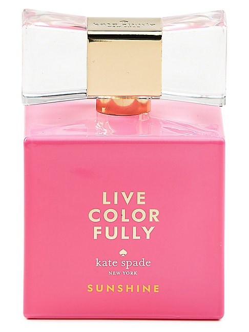Live Colorfully Sunshine Eau de Parfum