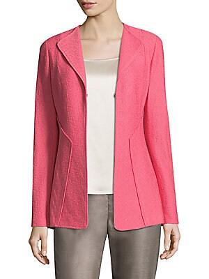 Hannah Wool-Blend Jacket