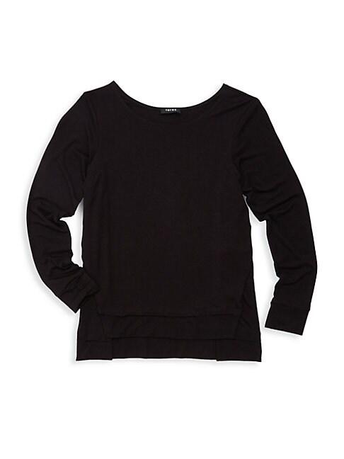 Girls Crewneck Sweater