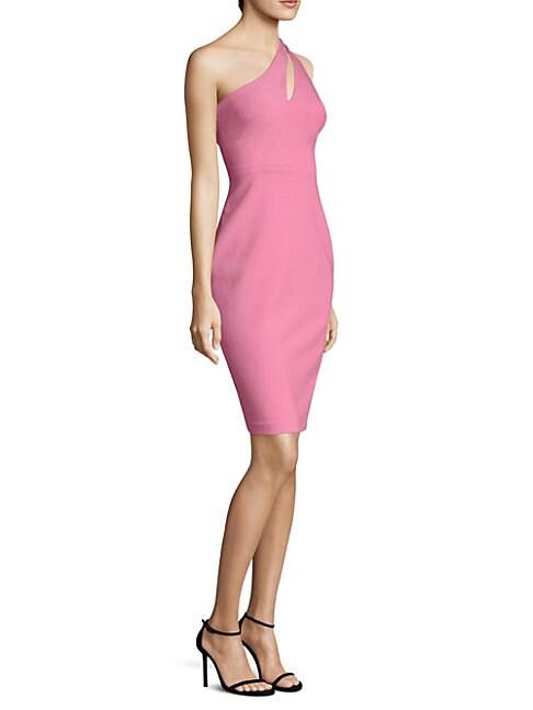 Allison One-Shoulder Dress