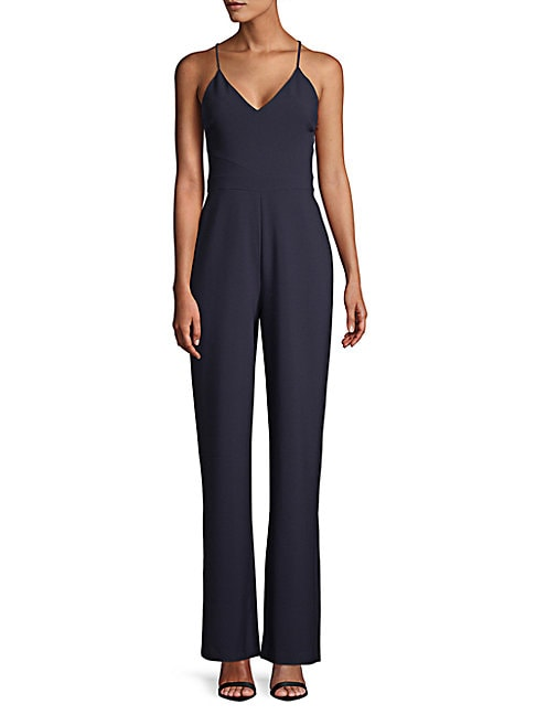 Brooklyn Solid Jumpsuit