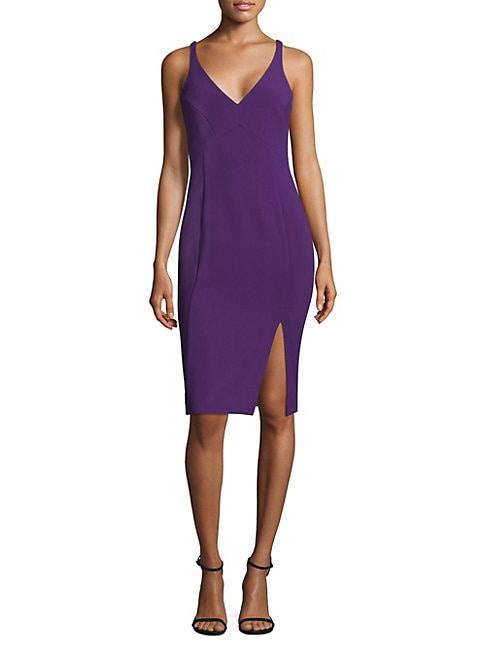 Elisas V-Neck Dress