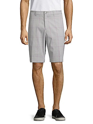 Classic Plaid Shorts