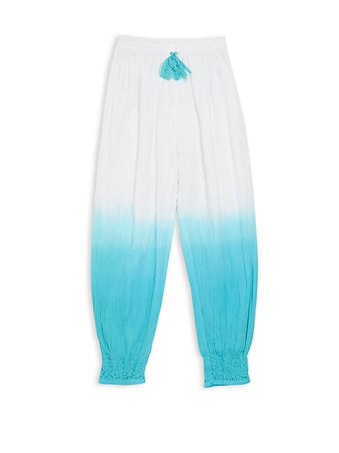 Little Girl's & Girl's Raga Tie-Dyed Cotton Pants