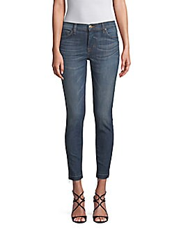 a1bed724cde QUICK VIEW. Hudson Jeans. Cropped Skinny Jeans