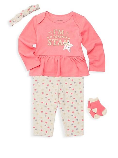 Baby Girls FourPiece Rising Star Set