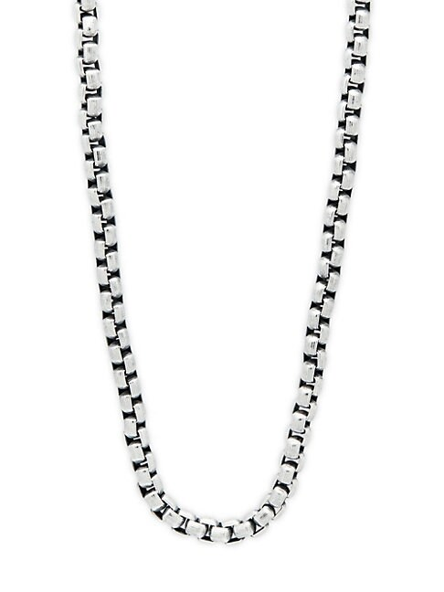 PEREPAIX | Stainless Steel Wide Chain Necklace/20