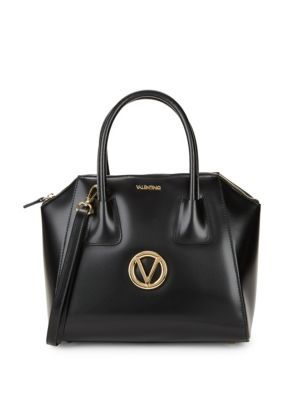 Valentino By Mario Valentino Minimi Leather Tote