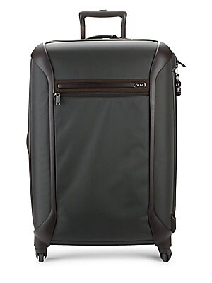 Lightweight Textured Suitcase
