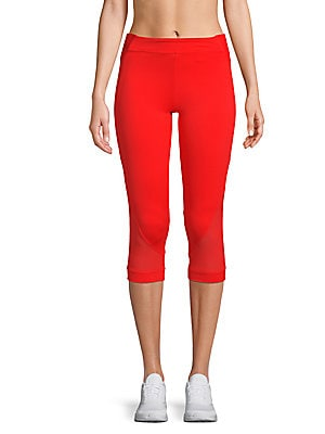Cropped Active Leggings