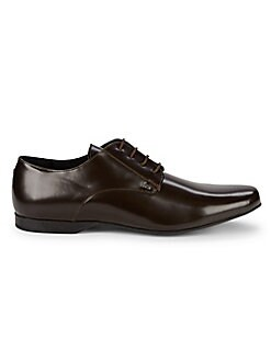 6f2b8b586b7091 QUICK VIEW. Versace Collection. Polished Derby Shoes