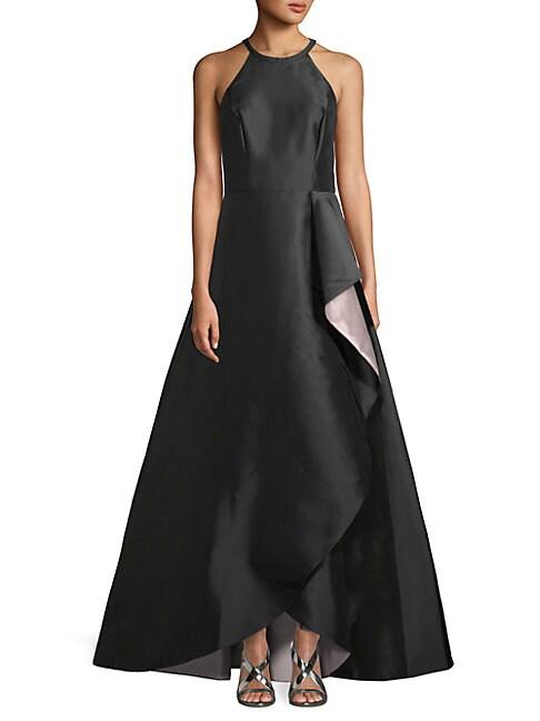 Halterneck Ball Gown