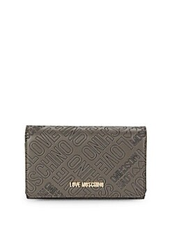 Love Moschino - Embossed Logo Wallet