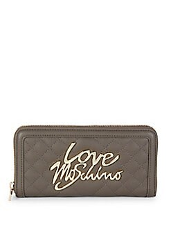 Love Moschino - Love Continental Wallet