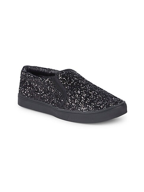 AKID Girl'S Liv Dazzle Slip-On Sneakers