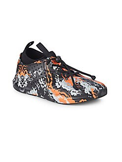 Akid - Little Girl's & Girl's Chase Printed Sneakers