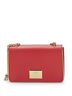 Love Moschino - Faux Leather Shoulder Bag