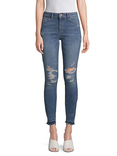 Farrow High-Rise Jeans
