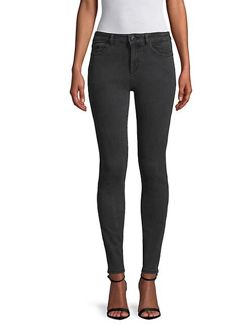 Farrow Slim-Fit High-Rise Jeans