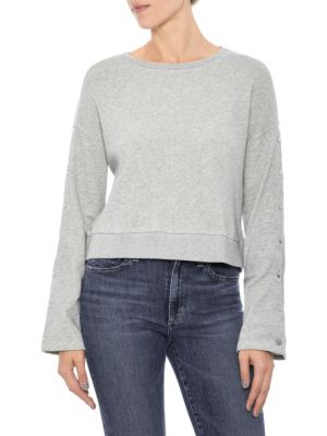 Joe's Studded Crewneck Sweater