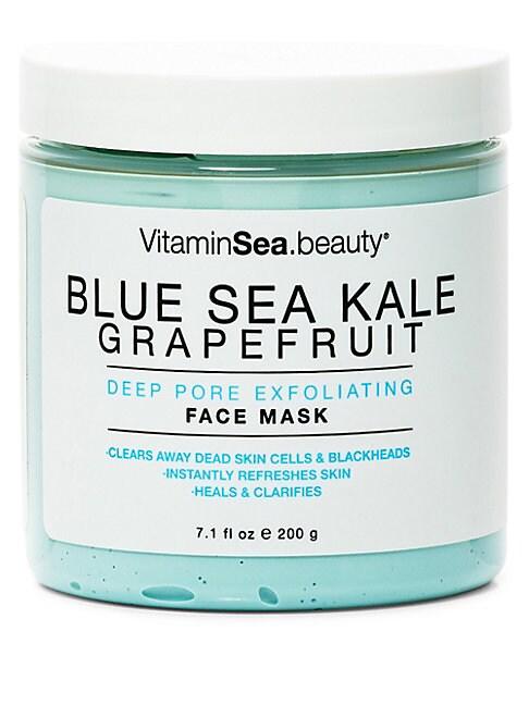 VitaminSea. beauty Deep Pore Exfoliating Fask Mask/7.1 oz.