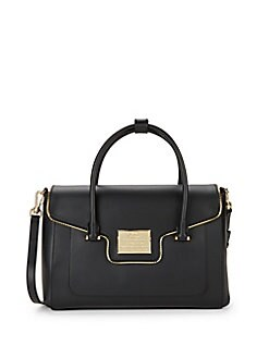 Love Moschino - Faux Leather Satchel