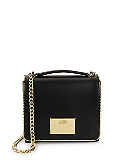 Love Moschino - Classic Faux Leather Shoulder Bag