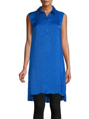 Catherine Catherine Malandrino Stella Sleeveless Shirtdress