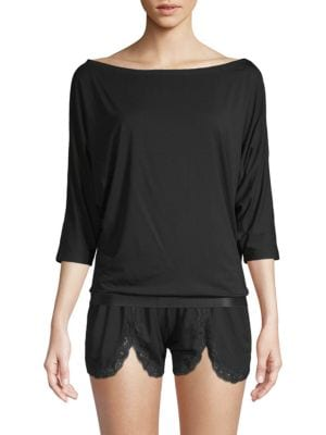 Mimi Holliday Classic Boatneck Top