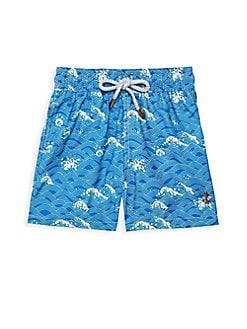Retromarine - Boy's Tomori Swim Shorts